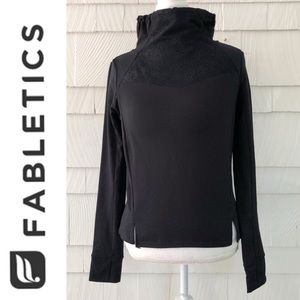 Fabletics Jolie Lace Pullover
